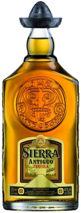 Sierra Tequila Antiquo 100% Agave 0,7l 40%