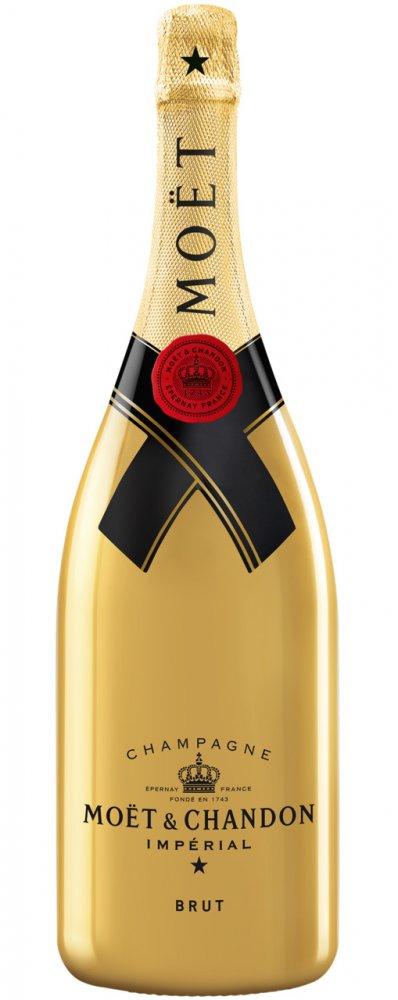 Moët & Chandon Golden Sleeve Brut 1,5l 12%