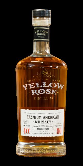 Yellow Rose Premium American Whisky 0,7l 40%