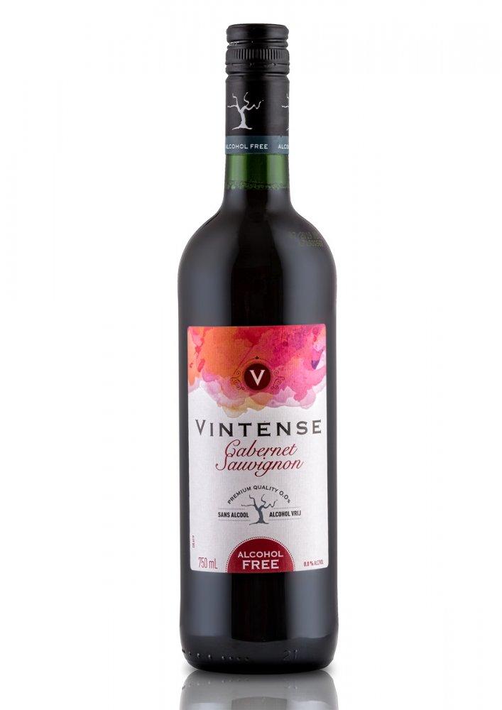 Vintense Cabernet Sauvignon 0,75l 0%