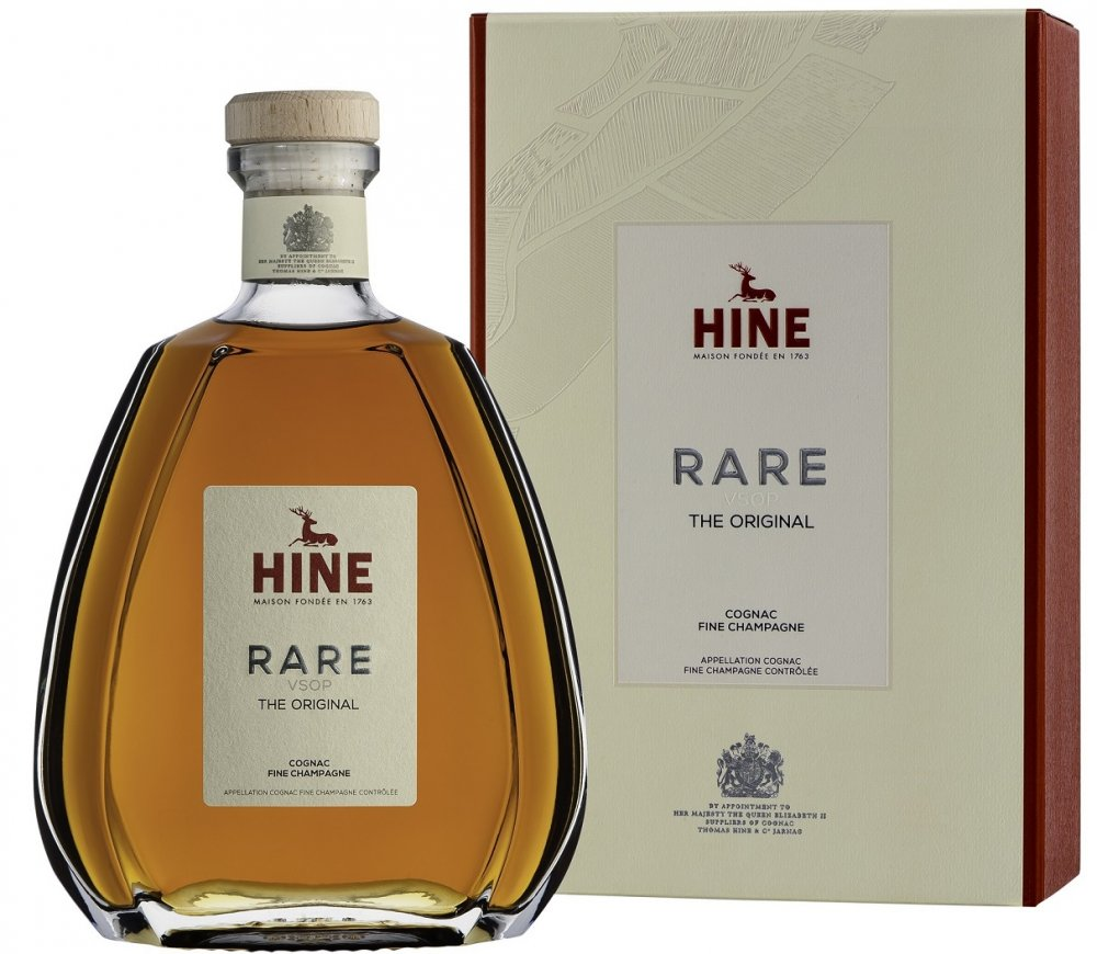 Cognac Thomas Hine Rare VSOP 0,7l 40%