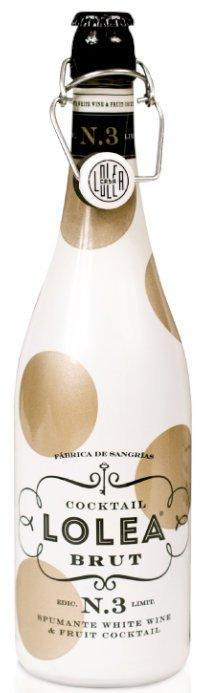 Sangria LOLEA No.3 Brut White Frizzante 0,75l 7%
