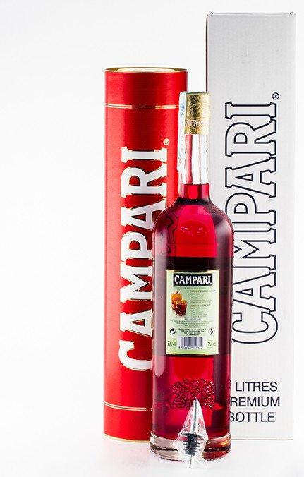 Campari Bitter 3l 25%