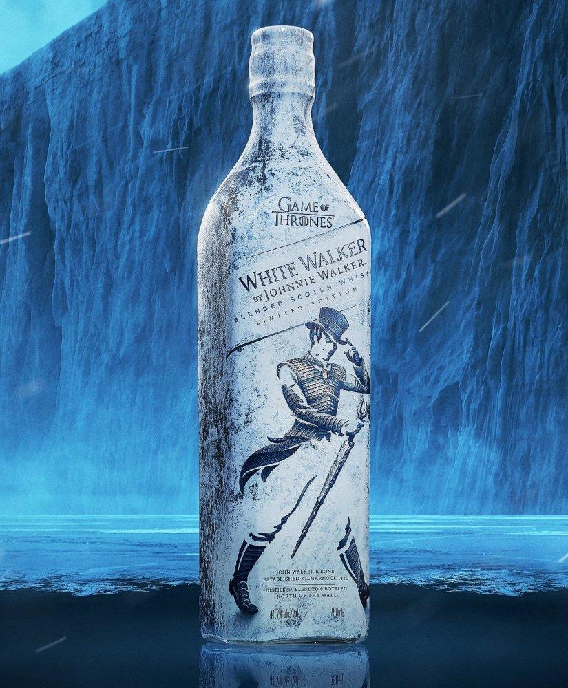 Johnnie Walker White Walker by Johnnie Walker Game of Thrones 0,7l 41,7% LE
