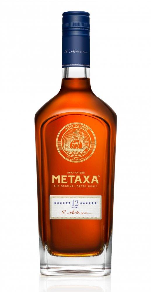 Metaxa 12* 0,7l 40%