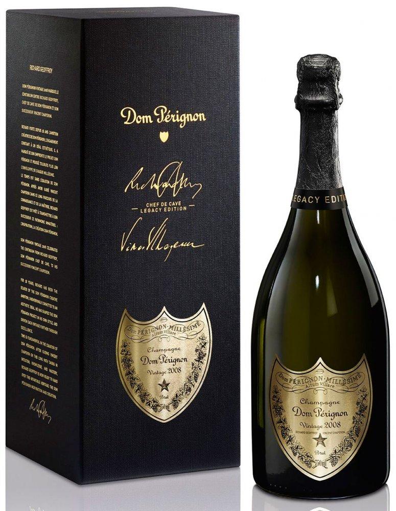 Dom Pérignon Vintage Brut 2008 0,75l 12,5% GB