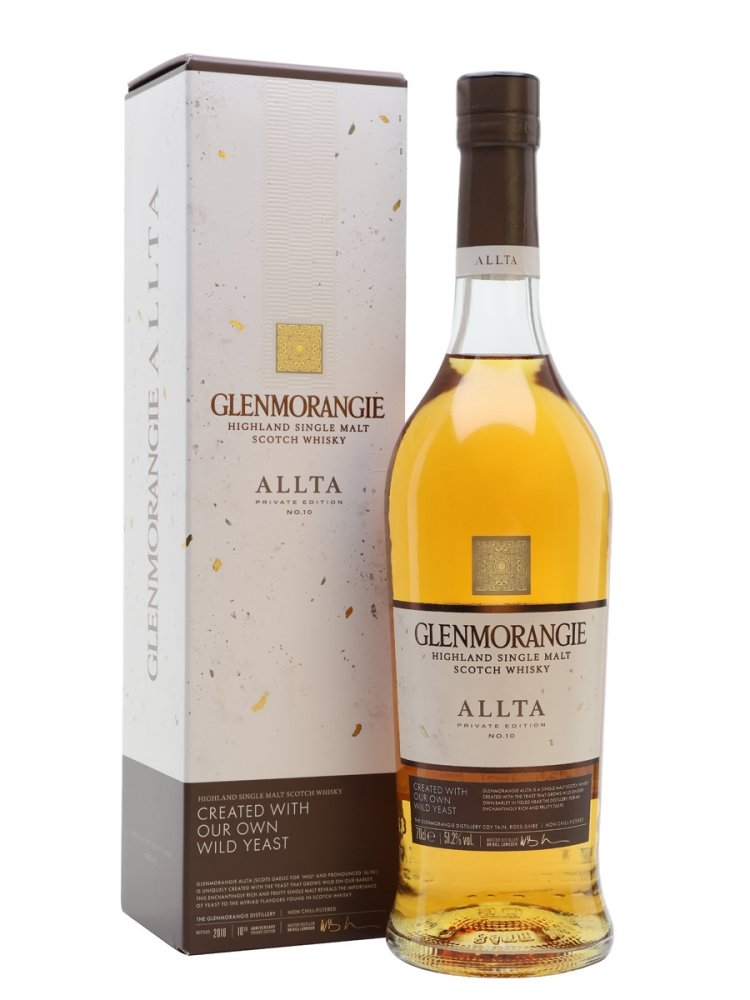 Glenmorangie Allta Private Edition No.10 0,7l 51,2%