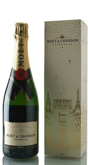 Moët & Chandon 2018 Brut 0,75l 12% GB L.E.