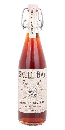 Skull Bay Rum 0,5l 37,5%
