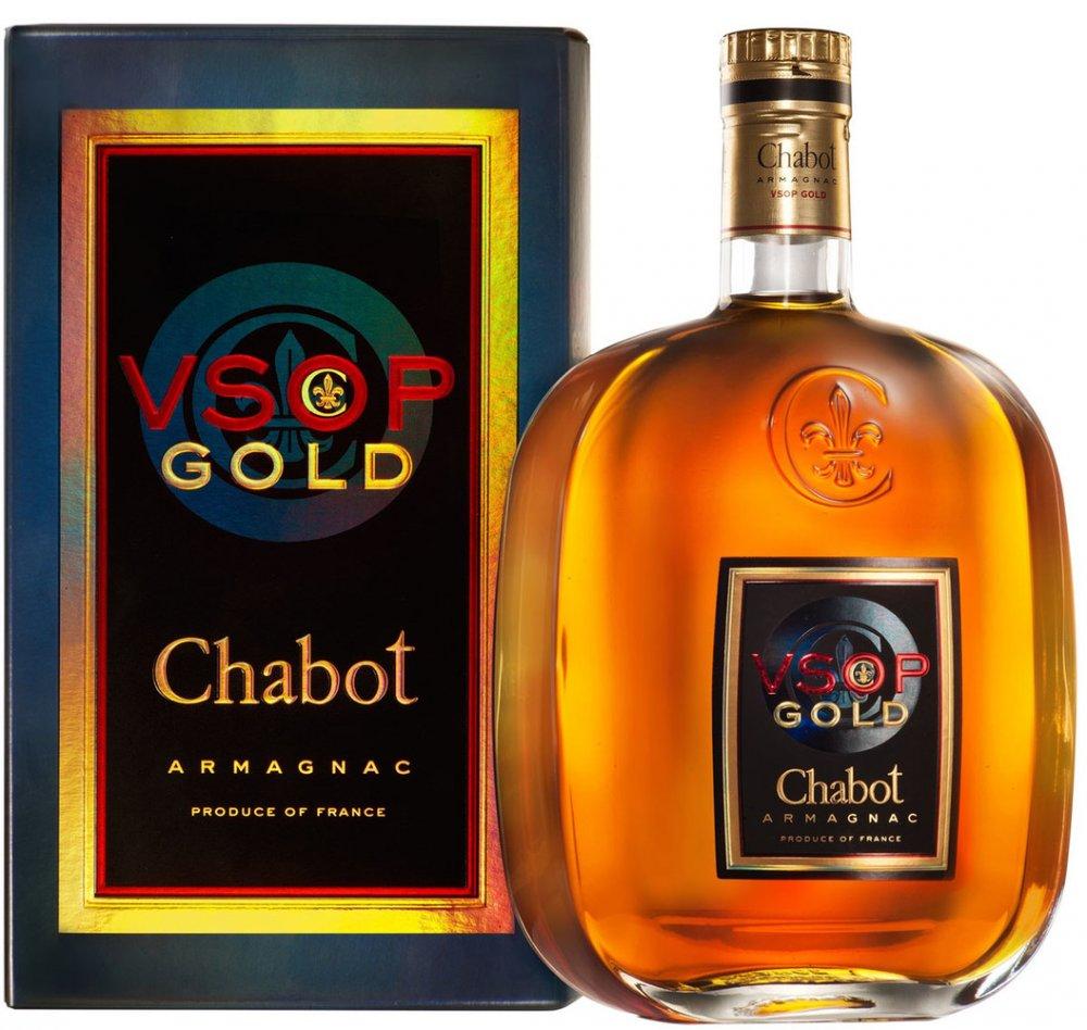 Armagnac Chabot VSOP Gold 0,7l 40%