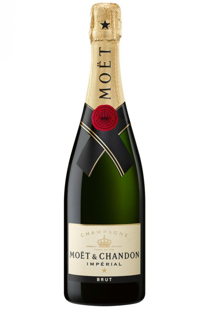 Moët & Chandon Imperial Brut 0,75l 12,5%