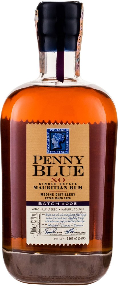 Penny Blue XO 0.7L