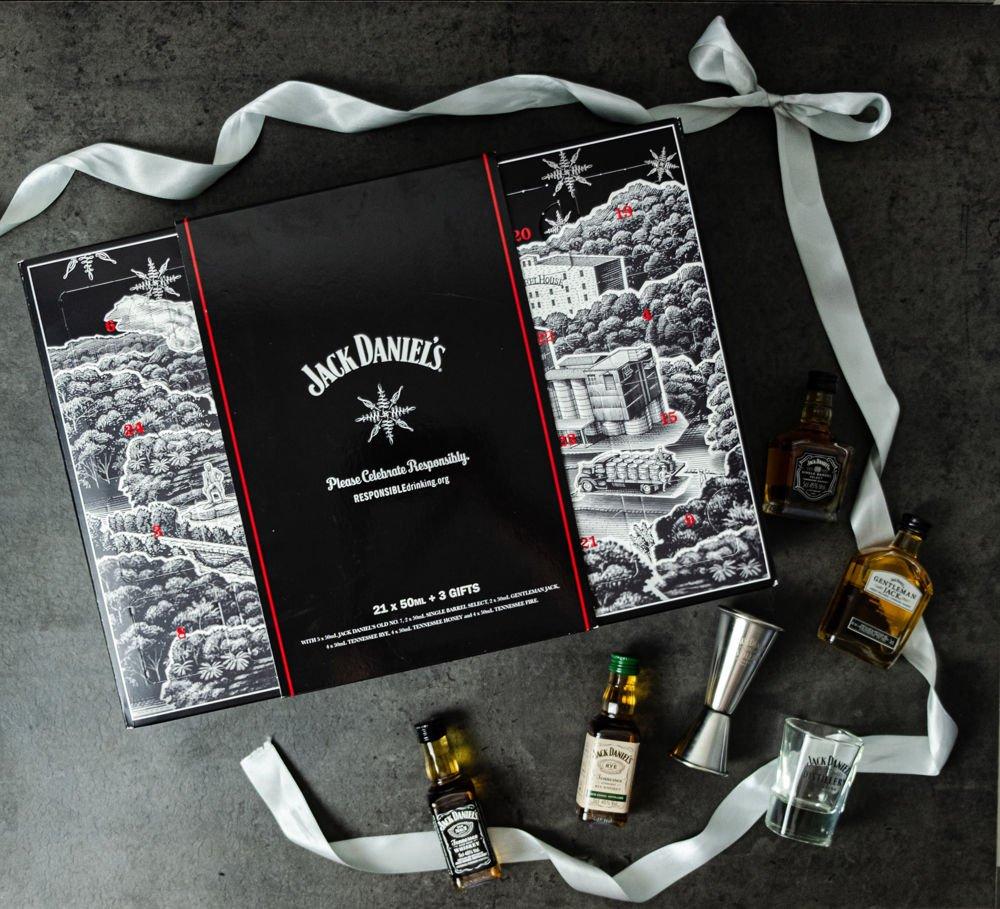 Jack Daniel's Whiskey kalendář 1,05l