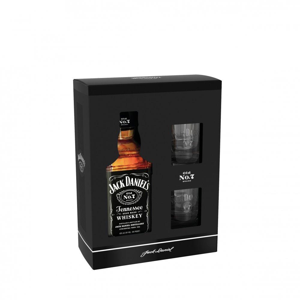 Jack Daniels 0,7l 40% +skla