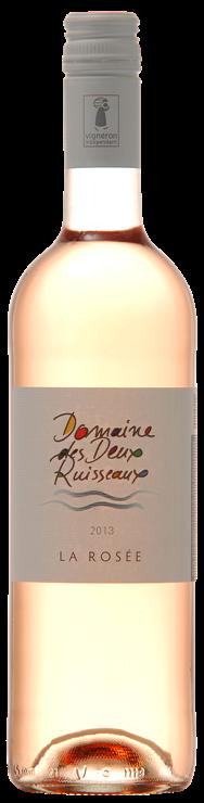 Domaine des Deux Ruisseaux La Rosée IGP 2019 0,75l 12,5%