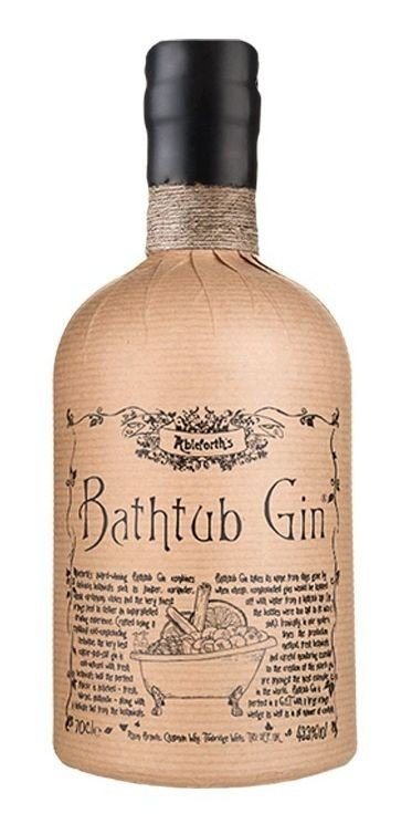 Bathtub Gin 0,7l 43,3%