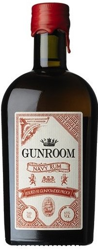 Gunroom Navy Rum 0,5l 65%