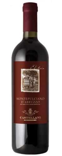 Elitaio Montepulciano D'Abruzzo DOC 2018 0,75l 12%