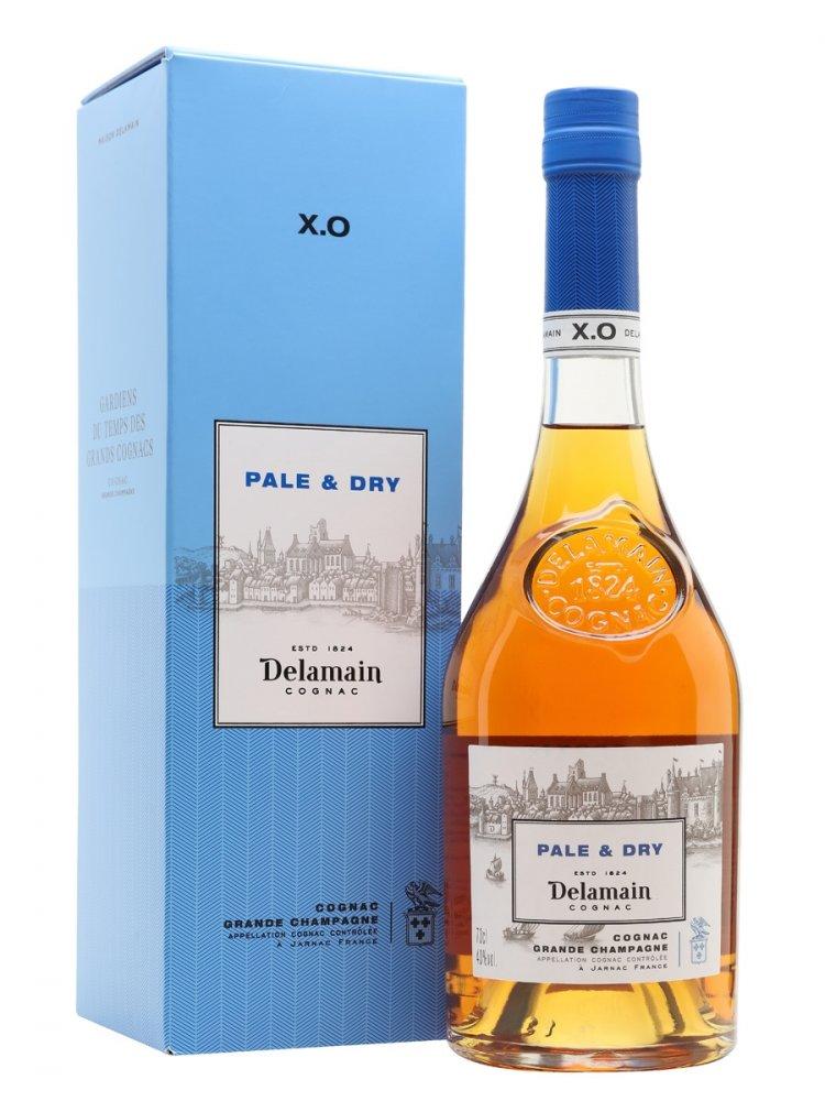 Delamain Pale & Dry XO 0,7l 40%