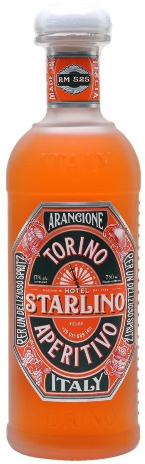 Hotel Starlino Orange Aperitivo 0,75l 17%