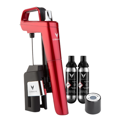 Coravin Model No 6 Apple Red