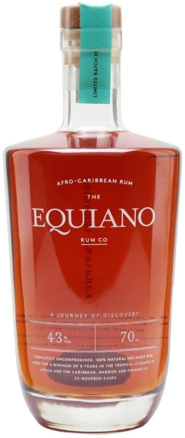Equiano Rum 0,7l 43%