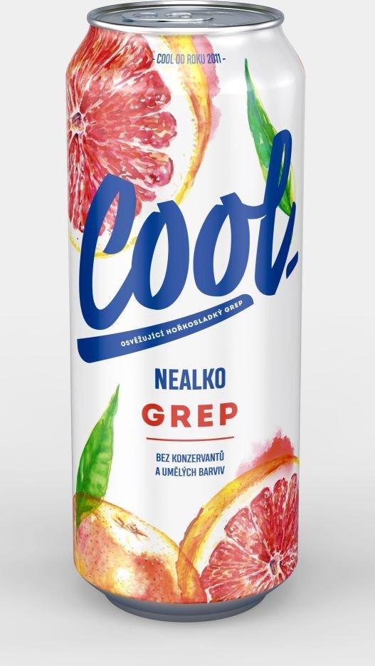 Staropramen Cool Grep Nealko 4×0,5l Plech