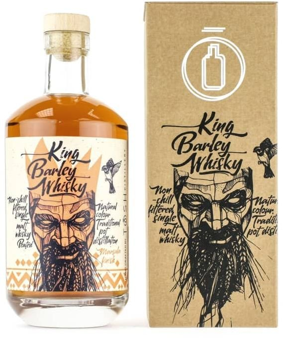 King Barley Whisky Marsala Finish 3y 2017 0,7l 46% GB L.E. / Rok lahvování 2020