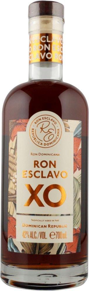 Ron Esclavo XO 0,7l 42% Tuba