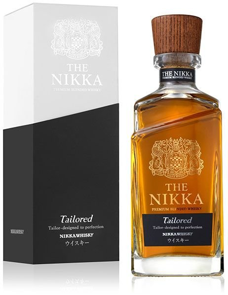 Nikka Tailored 0,7l 43%