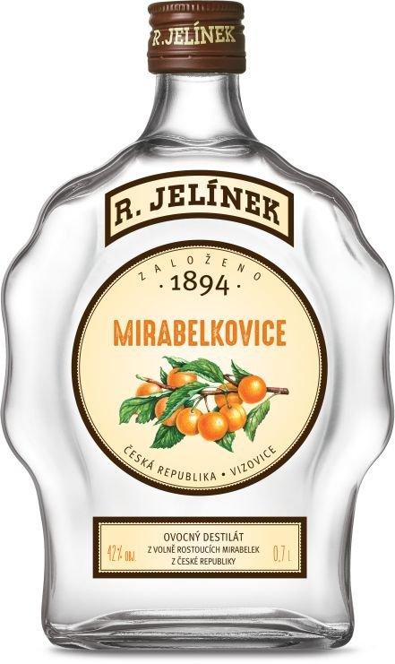 Mirabelkovice 0,7l 42%