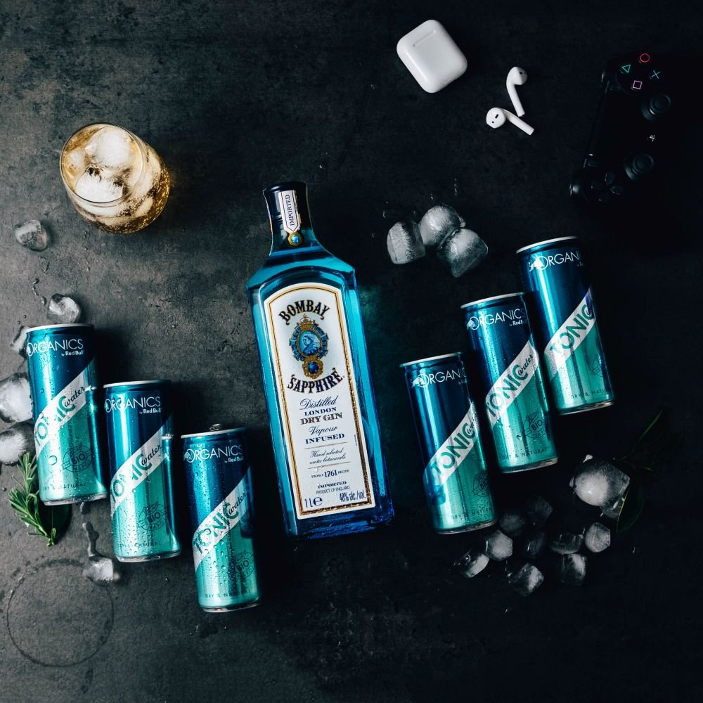 Bombay & Tonic set