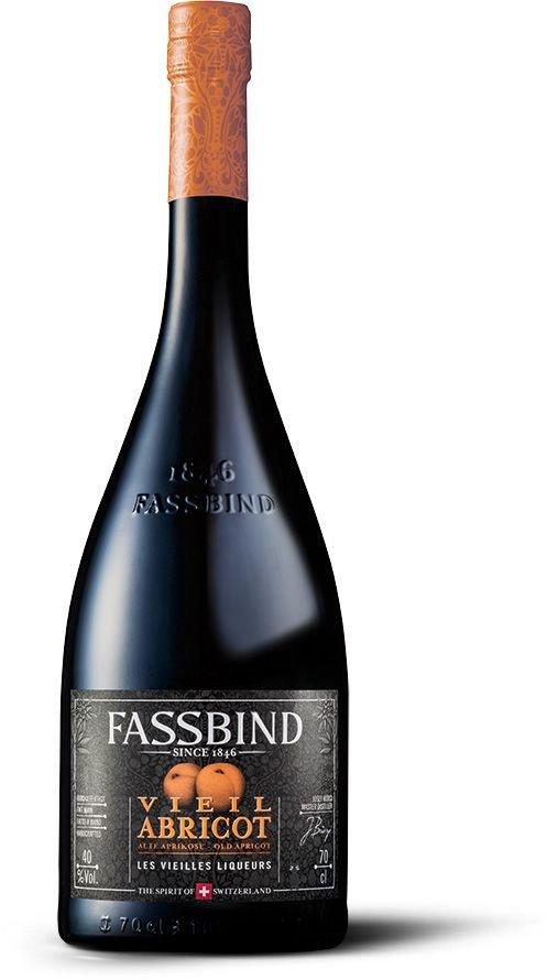 Fassbind Vieille Abricot 0,7l 40%
