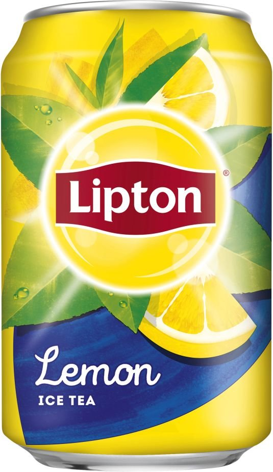 Lipton Lemon Ice Tea 6×0,33l Plech