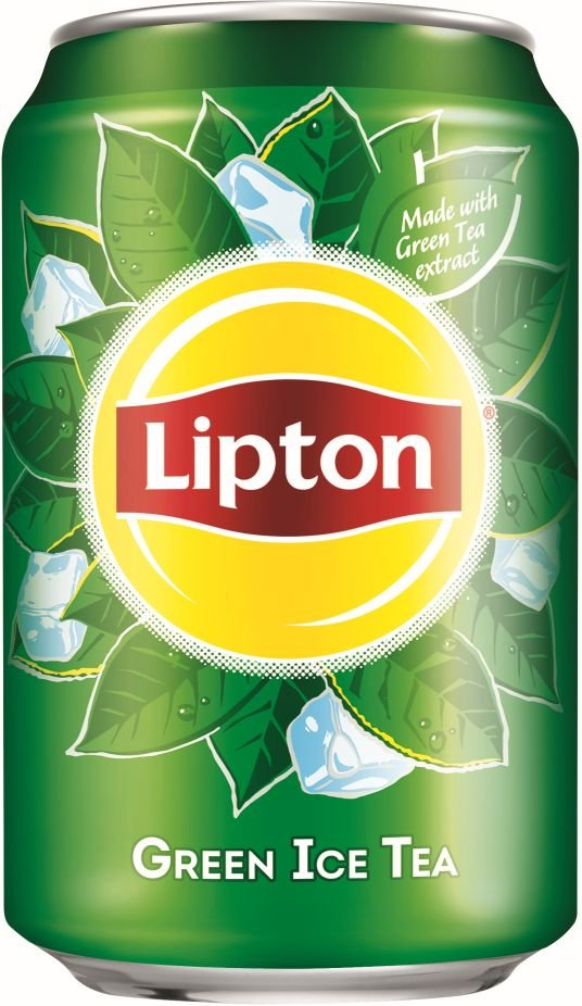 Lipton Green Ice Tea 6×0,33l Plech