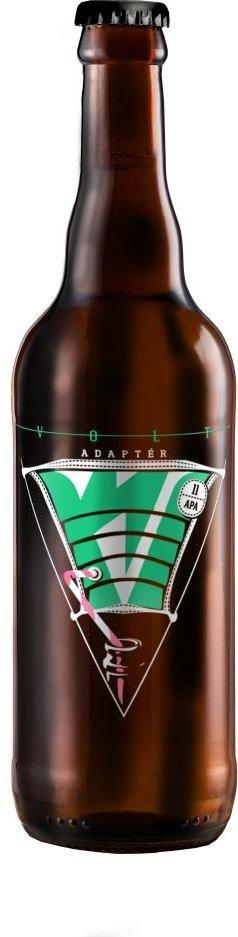 Pivovar Volt Adaptér IPA 11° 0,75l 4,5% Sklo
