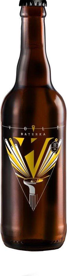 Pivovar Volt Baterka IPA 15° 0,75l 6,2% Sklo