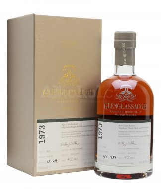 Single Cask Glenglassaugh 1973 42y 0,7l
