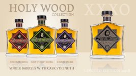 Ron de Jeremy Holy Wood Cognac Barrel 20y 0,7l 51% L.E.