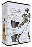 Johnnie Walker Black Label 12y 0,7l 40% + 2x sklo GB