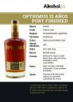 Opthimus Port Finished 15y 0,04l 43%
