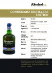 Connemara Distillers Edition 0,04l 43%