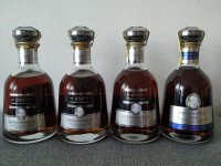 Aukce Diplomatico Single Vintage 2000, 2001, 2002 a 2004 4×0,7l 43%