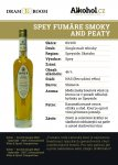 Spey Fumare Smoky and Peaty 0,04l 46%