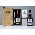 Aukce Glen Moray Port Cask Finish 25y 0,7l 43% & Glen Moray 1994 Sherry Cask Finish 0,7l 56,7%