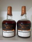 Aukce Dictador The Best of 1979 40,8% & The Best of 1982 42,8% 2×0,7l