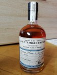 Aukce Linn House Reserve Cask Strength Edition 31y 0,5l 49,1%