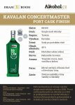 Kavalan Concertmaster Port Cask Finish 0,04l 40%