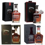 Aukce Jack Daniel's Holiday Select 2011, 2012, 2013 & 2014 4×0,75l GB L.E.