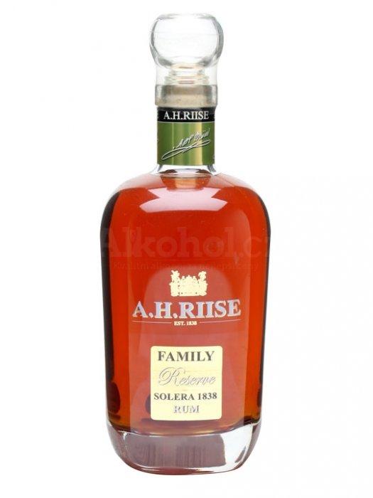 Výsledek obrázku pro A. H. Riise family reserve